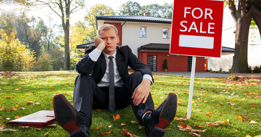 Why Salesy Real Estate Marketing Fails with Today's Sellers?