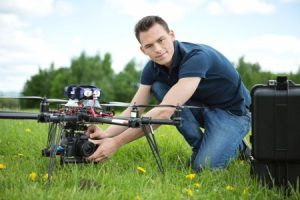 Real Estate Tech on the March: 3D and Drone Technology